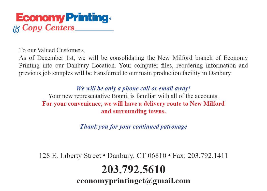 economyprint postcard
